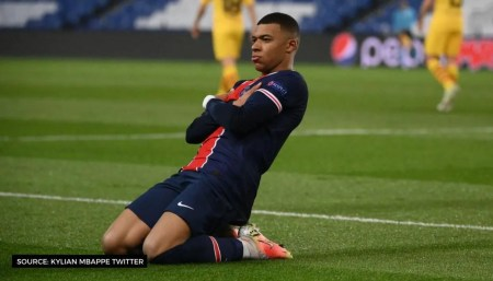 Is Kylian Mbappe Playing Tonight Vs Bayern Munich? PSG Team News For UCL  Clash