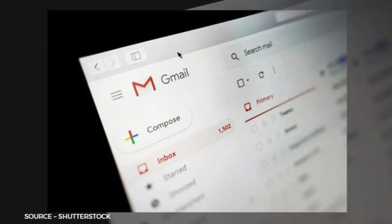 Does Gmail share user data?  The app's privacy tags on the App Store reveal important details