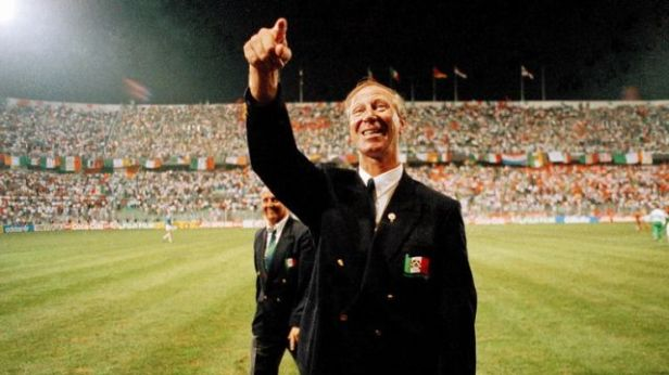 Father Figure' - Tributes Paid After Death Of Jack Charlton | Balls.ie