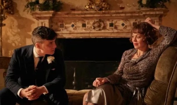 Cillian Murphy says Peaky Blinders cast still coming to terms with Helen  McCrory's death
