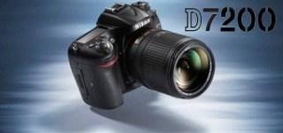 Nikon D7200 APS-C旗艦機  輕量登場
