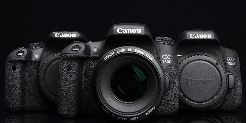 眾所矚目 Canon 輕巧單眼 EOS 760D & EOS 750D 正式登台