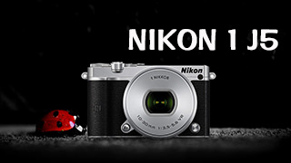 評測》美肌自拍 NIKON 1 J5 復古微單眼