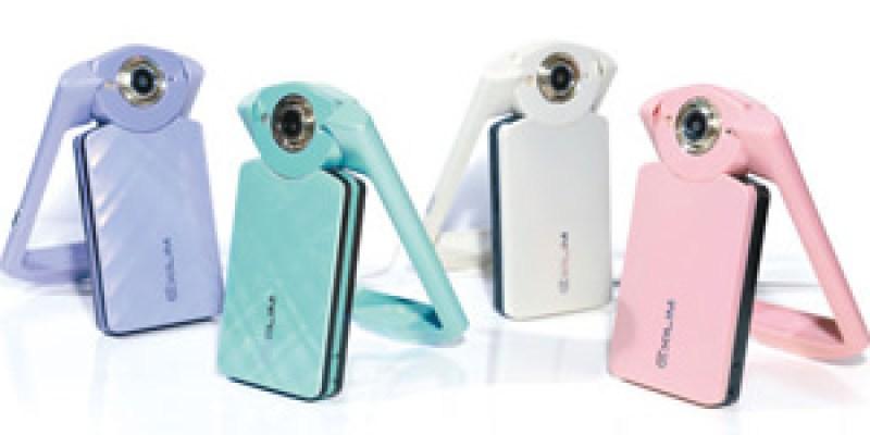 評測》細緻美膚 女生首選自拍神器  CASIO 卡西歐 EX-TR60  綻放我的美|唯美紛上市