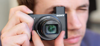 旅遊機 Sony Cyber-shot DSC – HX90V 30倍長焦 搭載EVF 及 WX500