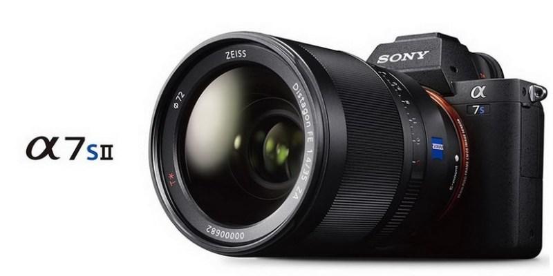黑夜怪物 Sony A7S II 發表! 4K、5軸防震及超高40萬ISO