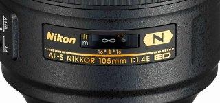Nikon 正式發表經典新鏡 AF-S NIKKOR 105mm F1.4E ED 突破影像創作界限