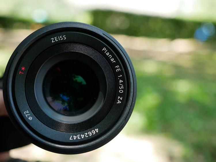 評測》人像定焦鏡頭 SONY Planar FE 50mm f/1.4 ZA 蔡司鏡頭|讓色彩與對比更豐富