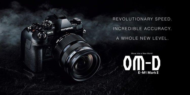 「新機消息」OLYMPUS Photokina 2016 發表旗艦機 OM-D E-M1 Mark II