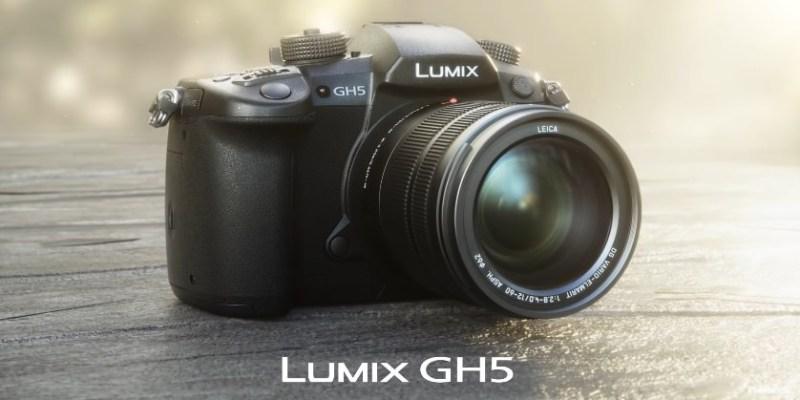 「新機資訊」 Panasonic 旗艦機 Lumix GH5 正式登場|6K Photo|五軸防手震
