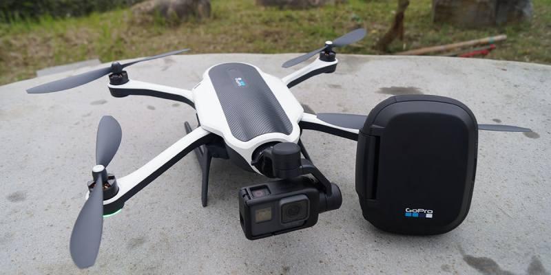 評測》 GoPro Karma 空拍機 實測|簡易操作為新手而設