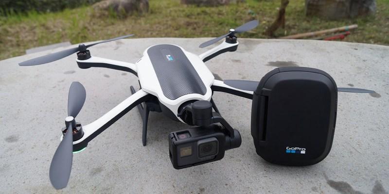 評測》 GoPro Karma 空拍機 實測 簡易操作為新手而設