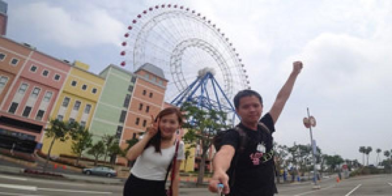 台中》天空之夢 SKY DREAM 摩天輪 中台灣新地標 麗寶樂園 麗寶 Outlet Mall