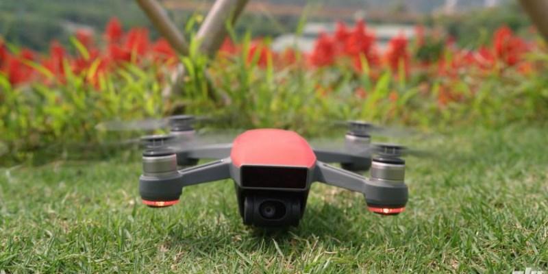 大疆 DJI SPARK空拍機 手勢及掌心操作、多種飛行模式 讓你盡享飛行樂趣