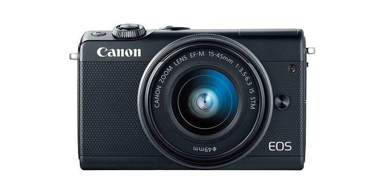 新品資訊》Canon 輕巧單眼 EOS M100 融入高階機種功能