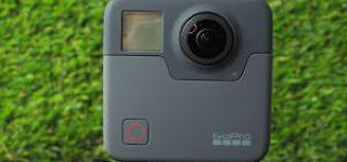 全新的拍攝概念 GoPro Fusion 開箱文 內置 OverCapture 360度影像捕捉技術