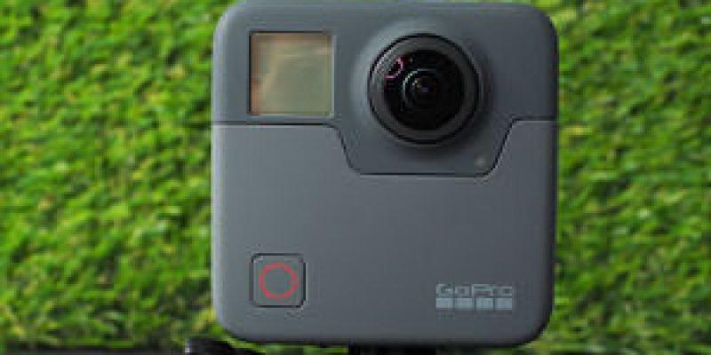 全新的拍攝概念 GoPro Fusion 開箱文|內置 OverCapture 360度影像捕捉技術