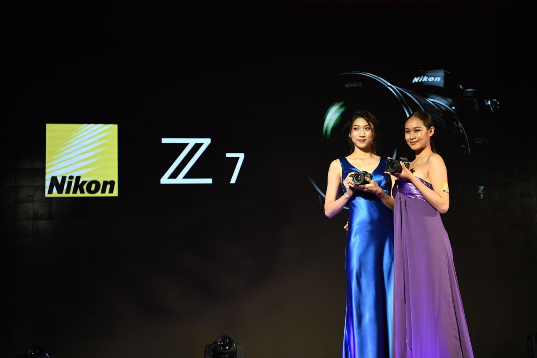 Nikon 無反單眼強勢登台!Nikon Z7 單機身 $105,980元