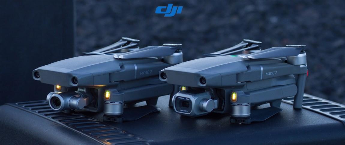 新品發表》大疆 DJI Mavic 2 Pro / Mavic 2 Zoom 擁有更多影像創作空間