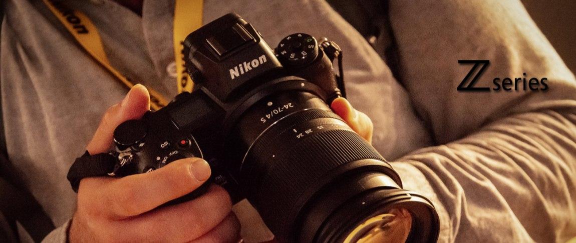 新品發表》Nikon 推出全新全片幅相機 Z6 / Z7 及新鏡頭亮相