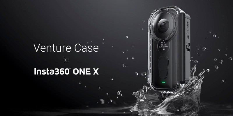Insta360 正式推出 ONE X 全景相機|支援最高 5.7K @ 30fps 全景影像