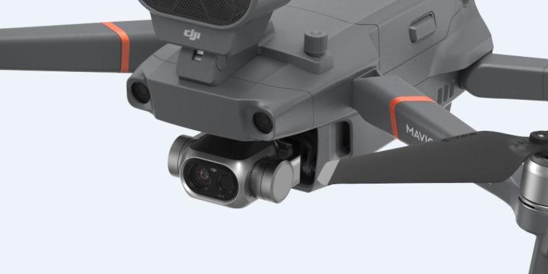 大疆 DJI Mavic 2 Enterprise Dual 行業運用雙光版本 |支援 FLIR 熱感應 攜帶專業設備