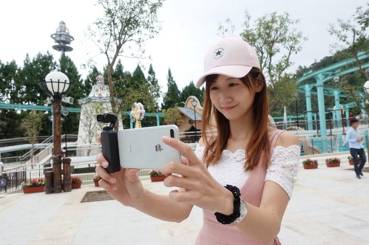 評測》口袋穩定器 DJI 大疆 Osmo Pocket  鎖定親子紀錄、聚會遊玩更方便