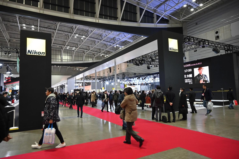日本橫濱 CP+ 2019》Nikon 全新鏡頭展示 展場Z系列首次體驗眼控AF