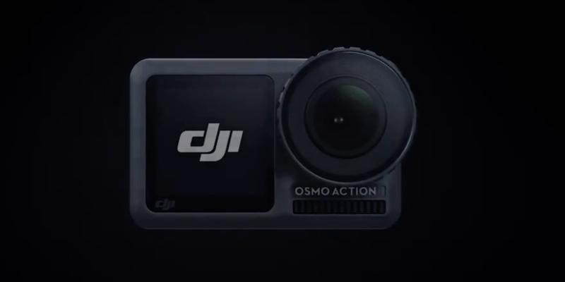 新品發布》DJI OSMO Action 挑戰運動相機 GoPro 市場