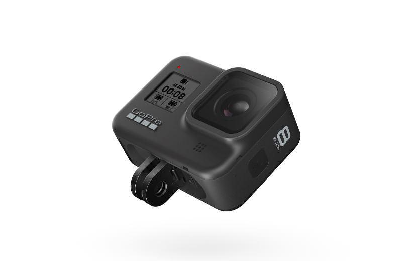 GoPro 新品發表 Hero 8 Black 和 全景 GoPro Max 絕對超穩定