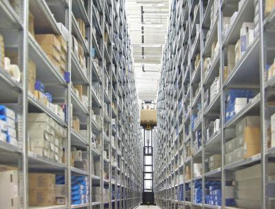Reuter Badshop Umzug Des Zentrallagers Ins Neue Logistik Center