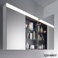 Duravit Spiegelschrank mit LED Beleuchtung Better Version ...