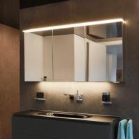 Matedo Next SPS Spiegelschrank mit LED Beleuchtung   SP ...