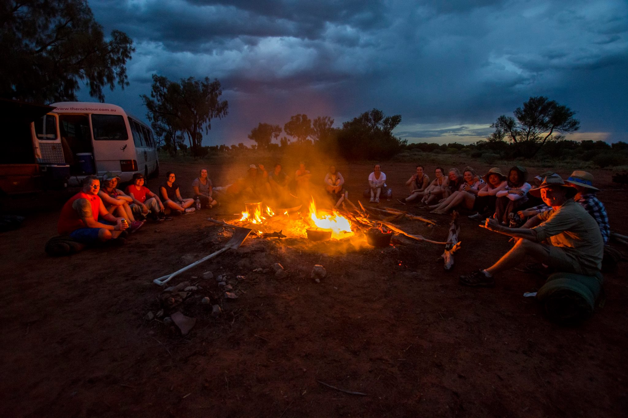 7-Day Package Darwin to Ayers Rock (Uluru) Plus Continue to Adelaide