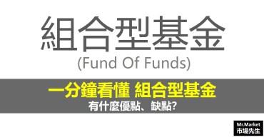 什麼是 組合型基金 (Fund Of Funds)?推薦 組合基金 嗎? 組合基金 優缺點分析