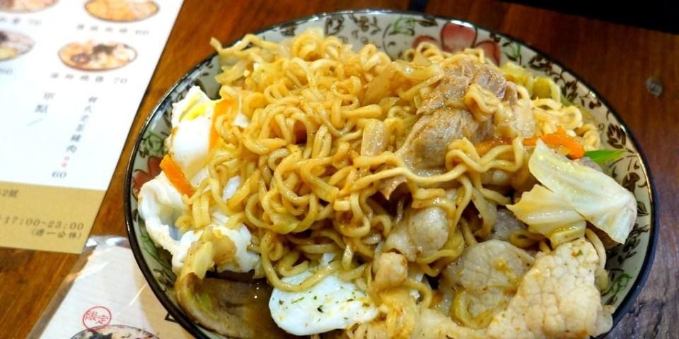【食記*高雄】專業的炒泡麵--阿彬炒麵屋 高醫熱河美食