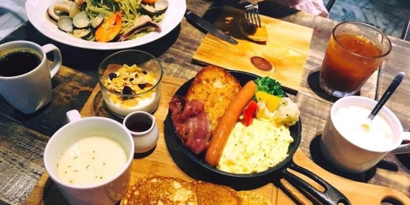 【高雄*食記】前鎮 Burp Bar。打嗝吧早午餐 ♥ 大份量、菜單多樣化
