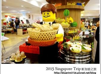 馬來西亞 樂高飯店 晚餐 自助式吃到飽