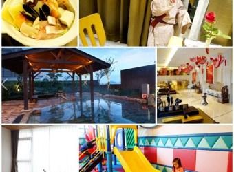宜蘭親子飯店 推薦 礁溪長榮鳳凰酒店 室內湯屋 戶外游泳池 宜蘭首選親子飯店之一