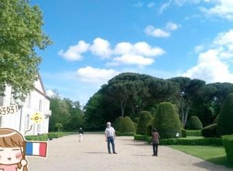 拋家棄子到法國去!(3) 皮爾‧法柏公司、參觀植物專訪中心