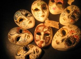 (小品)面具