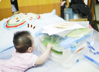 【育兒】費雪、summer infant攜帶餐椅大車拚!