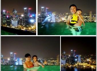 新加坡 無邊際游泳池 金沙酒店早餐饗宴