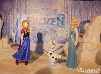 冰雪奇緣冰紛特展 跟著Elsa進入零下8度的冰雪世界!