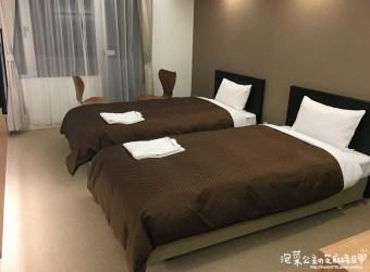 大阪住宿推薦 鯨魚酒店 Grampus Inn Shinsaibashi雙人房台幣$1200 離近黑門市場、心齋橋