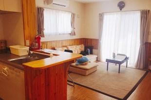 沖繩住宿 美麗海村旅館 沖繩水族館住宿  獨棟小木屋 CP值超高!