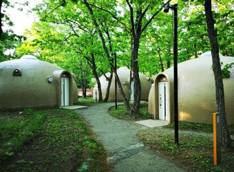住在天使森林小屋裡! Angel Forest 那須白河 日本福島住宿