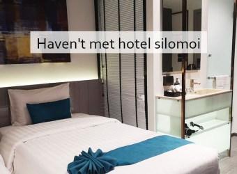 曼谷住宿推薦│haven't met hotel silomoi 曼谷未見是隆飯店/設計新穎 2018年新開的平價飯店 一出門就是BTS