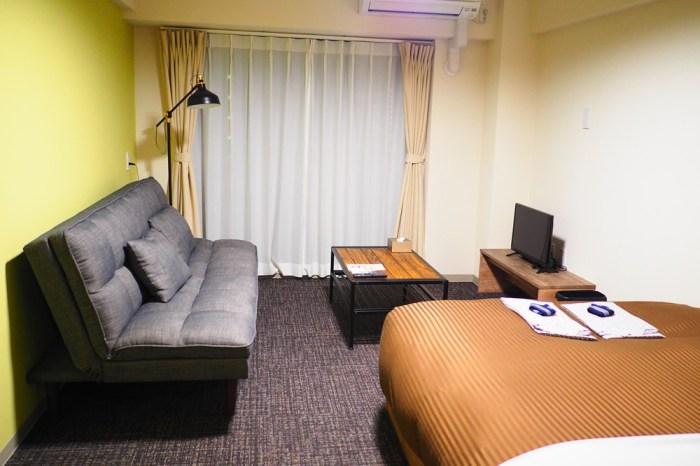 福岡機場住宿 蒙坦博多旅舍 Montan 博多 房間超大!價錢親民
