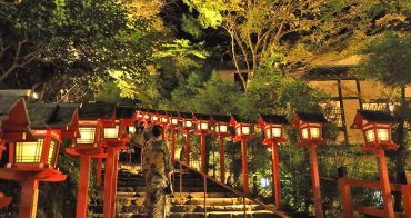 貴船神社 楓葉 秋季限定夜楓季 限量版楓葉繪馬 好玩有趣的水占卜2019、2020